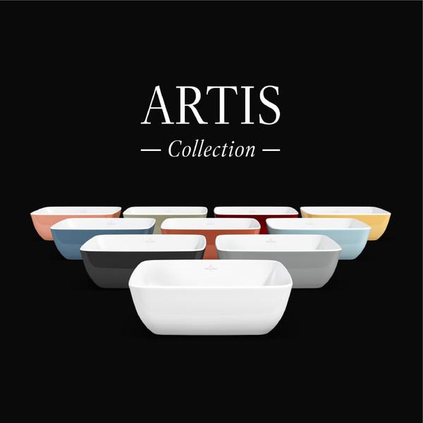 德国唯宝-安蒂斯(Artis)碗盆系列上新色 全新时尚潮流之选
