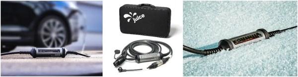 Juice Technology公司的移动充电桩:JUICE BOOSTER 2