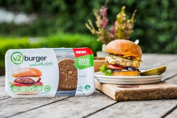 植物肉公司v2food获近3.5亿元B+轮融资,加速深耕中国市场