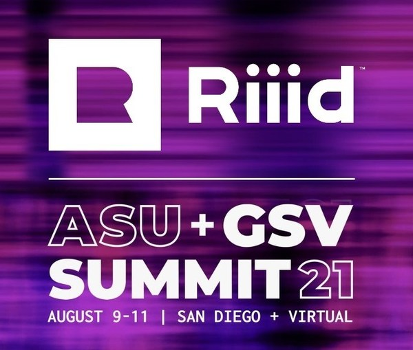 Riiid to present Artificial Intelligence for education sessions at ASU+GSV 2021 Summit