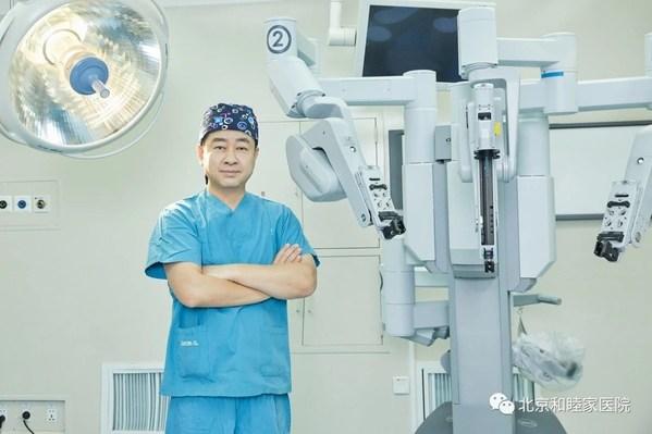 大外科主任  朱刚