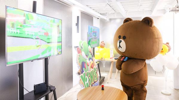 布朗熊生日會