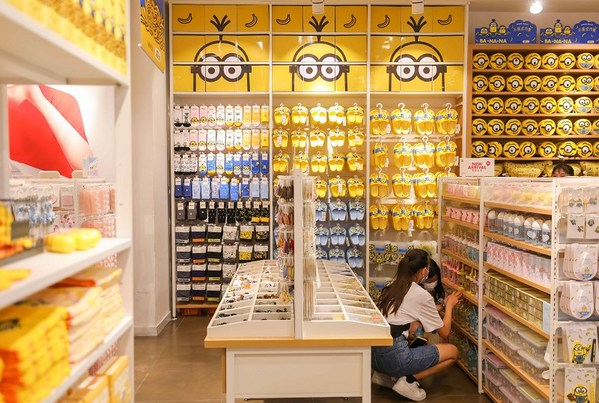 MINISO Announces Upcoming International Release of Minions Series Products