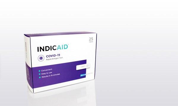 相达生物的INDICAID新冠病毒快速抗原检测试剂盒获得美国食品药品监督管理局的紧急使用授权