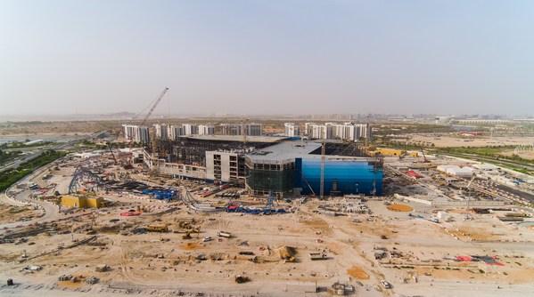 SeaWorld_Abu_Dhabi_External_Construction_Photo