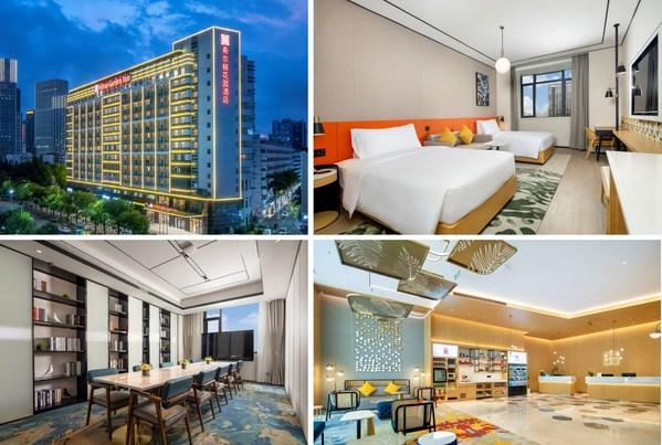 深圳南山大道希爾頓花園酒店正式開幕