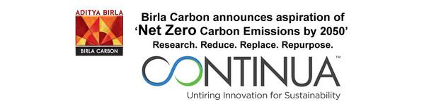 Birla Carbon, '2050년까지 탄소중립 달성'이라는 야심 찬 목표 발표