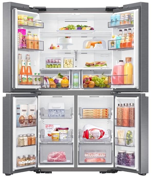 이네오스스티롤루션의 K-Resin SBC, 삼성 냉장고 LED 램프 하우징에 채택