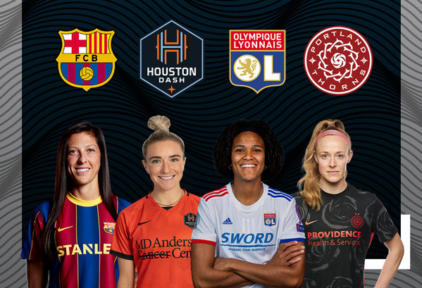 DAZN to broadcast the Women's ICC tournament live on platform as well as on its new YouTube channel dedicated to women's football