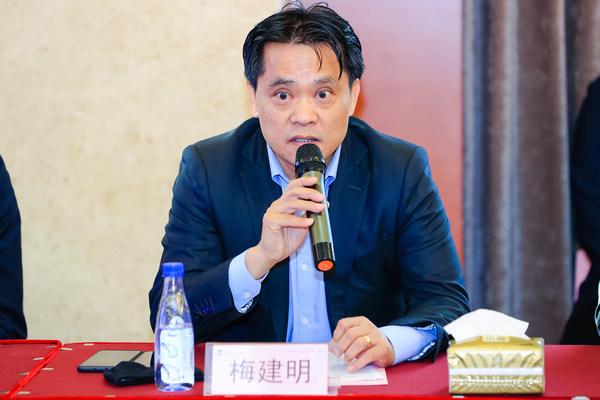 德琪醫藥創始人、董事長、首席執行官梅建明