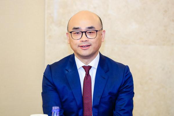 上海醫藥執行董事、副總裁、上藥控股總經理李永忠