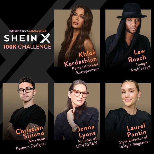 グローバル・ファッションリテーラーのSHEINが初のSHEIN X 100K Challengeシリーズを発表