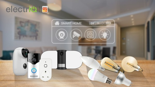 Tuya Smart and Buy It Direct LTD Cooperate to Bring Affordable Smart Home Devices to the UK