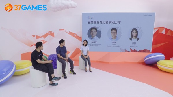 Puzzles & Survival Team Share Their Experience At Google's Think Games Event