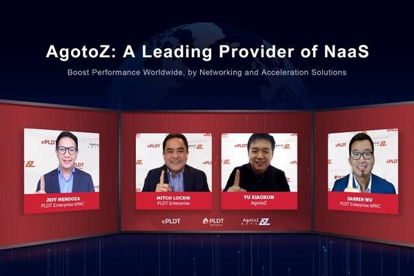 AgotoZがPLDT Enterpriseと提携してフィリピンで事業を拡大