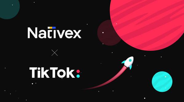 Nativex thông báo gia nhập Chương trình Đối tác Marketing của TikTok ở Đông Nam Á