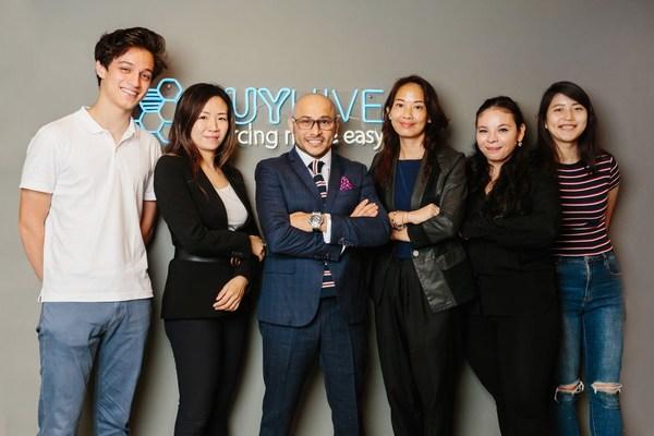 BuyHive正式创立中国内地团队