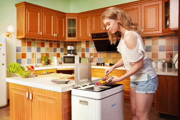 Beeco Lab to Debut New Kitchen Composter Created for Every Home