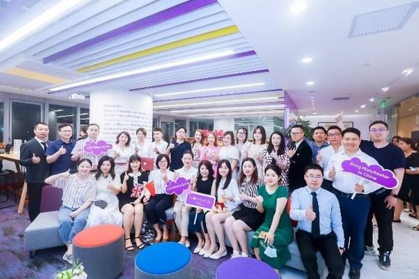 曼大中国中心2021年夏季毕业庆典圆满举行