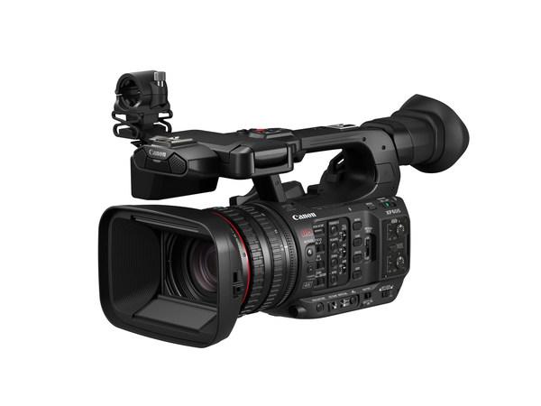 支持更多拍摄场景,佳能推出小巧高画质专业级4K摄像机XF605