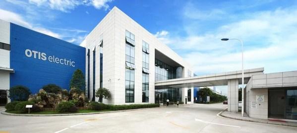 奥的斯机电重庆工厂即将亮相2021智博会,助力电梯行业智造升级