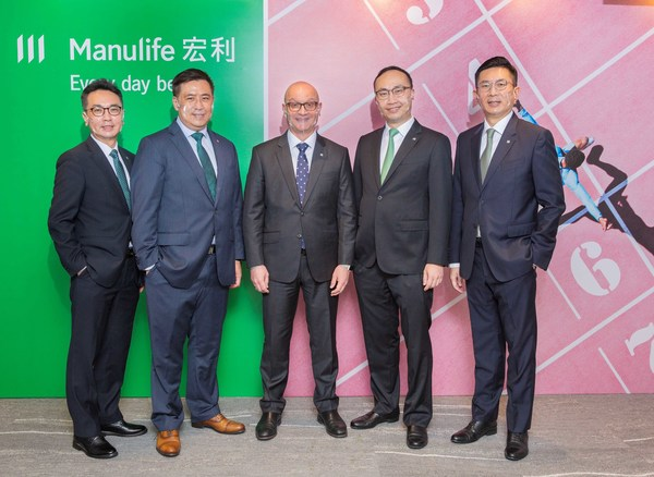 Manulife Hong Kong reports solid growth for second quarter and first half of 2021