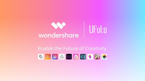 Wondershare Acquires Ufoto to Empower Users in the New Video Era