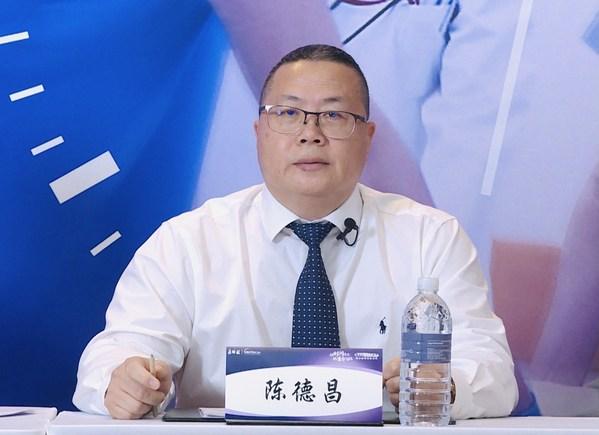 瑞金医院重症医学科主任陈德昌教授 - 点滴之间,传递时代的正能量