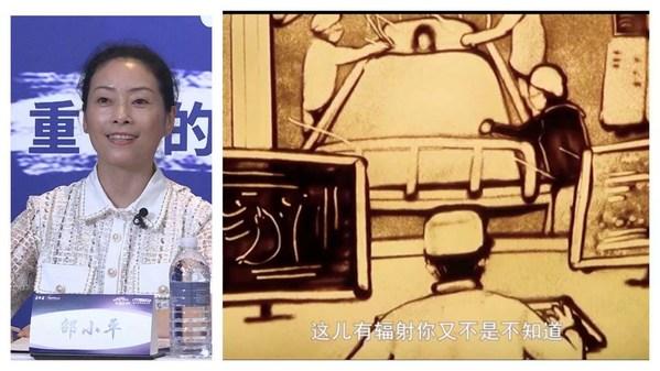 第六人民医院护理部副主任护师邵小平老师 - 治愈患者的同时,收获内心的成长