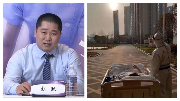 中山医院重症医学科主管呼吸治疗师刘凯老师 - 为疫情的生活赋予色彩