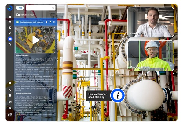 Beamo™ -- enterprise-grade Digital Twin solution for mission-critical facilities and remote sites