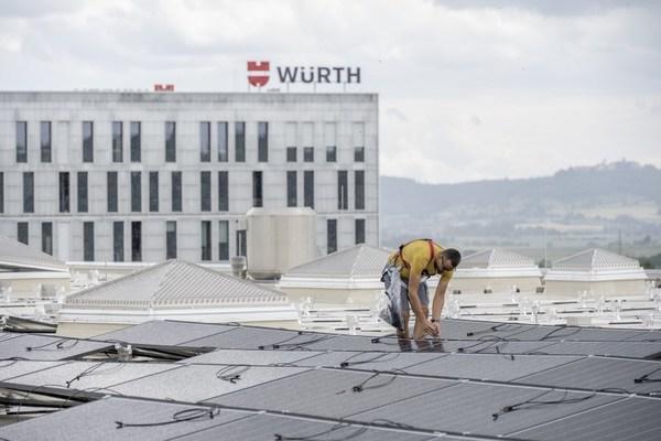 逆势增长再创新高,伍尔特2021年上半年财报发布