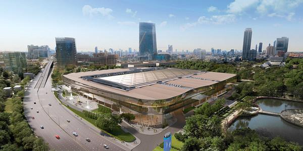 泰国诗丽吉王后国家会议中心将全新亮相