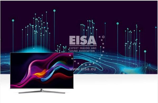 海信荣获EISA大奖,实现电视技术领域的新里程碑