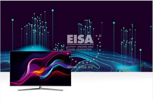 Hisense đạt được cột mốc mới trong lĩnh vực kỹ thuật TV với giải thưởng EISA