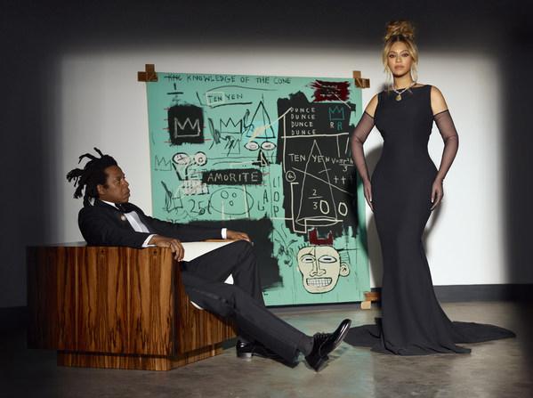 ティファニーがビヨンセとジェイ・Zを起用し「ABOUT LOVE」キャンペーンを開始