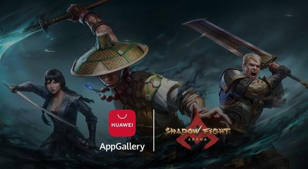 AppGallery hợp sức cùng Nekki mang Shadow Fight Arena đến với người dùng AppGallery