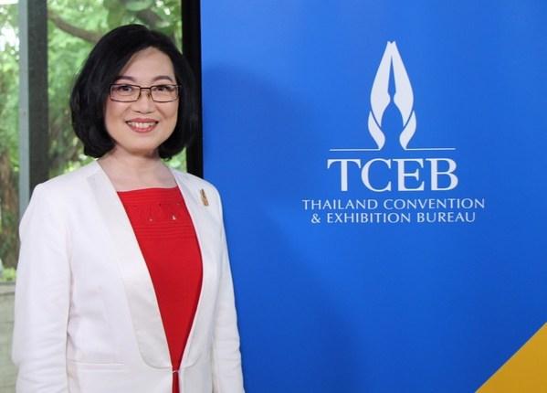 Mrs. Nichapa Yoswee, Senior Vice President – Business, TCEB.