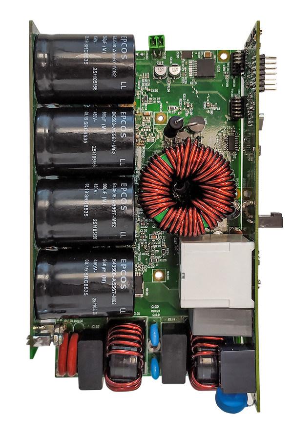 VisIC推出最高效的氮化镓7.2kW双向图腾柱PFC参考设计