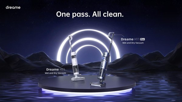 Dreame Technologyがこれまでの床掃除を大変革