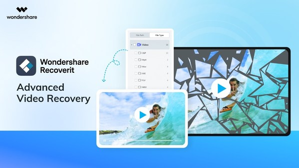 Wondershare Recoverit Version 10.0 Released with Advanced Video Recovery Features