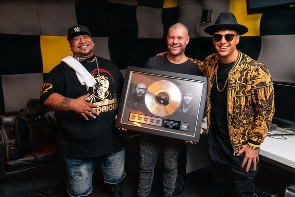 Timmy Trumpet's 'Diamonds' - World's First Music Video Filmed in Isolation, Hits the Big Screen in Hollywood
