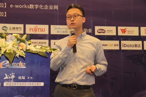 富士通(中国)信息系统有限公司数字化转型咨询事业部总经理黄震宇