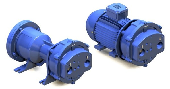 NASH Vectra SX液环真空泵