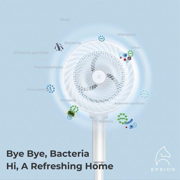 EPEIOS HM702A is also an air purifier