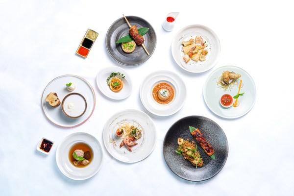 新加坡旅游局 x 香格里拉集团 推出结合传统与现代烹饪手法的新加坡系列菜品