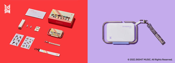 HLDS Launches BTS Character Brand