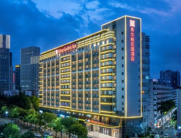 全新版希尔顿花园酒店力拓中国市场,为投资者和宾客创双重价值