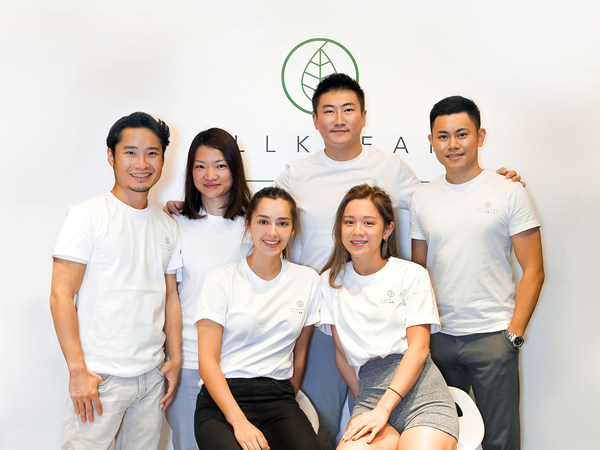 Miss HK Lisa-Marie Tse Vetted Hong Kong Food Tech Startup Allklear Wraps HK$10M Series Pre-A Funding, Now Valued at almost $100M, Leading New Trends of Healthy Living