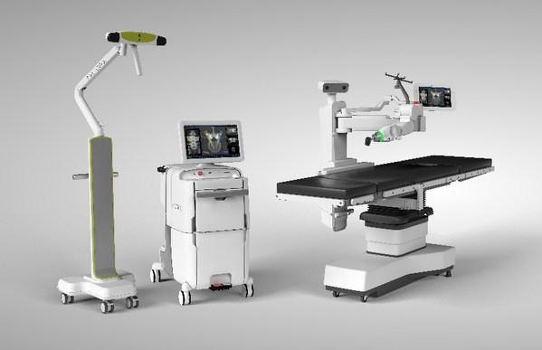 革新性脊柱外科智能导航机器人MAZOR X在中国成功上市